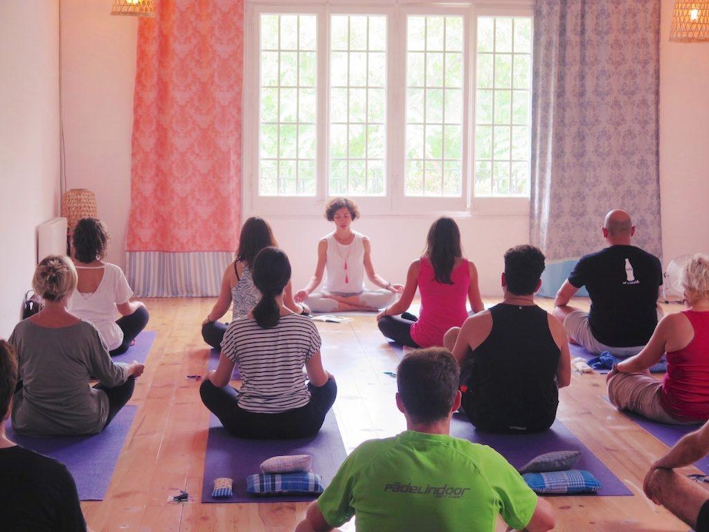 Herramientas y recursos Clases de Yoga Made of Yoga Nuria Durán