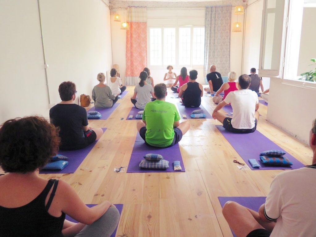 Qué es Made of Yoga Nuria Duran