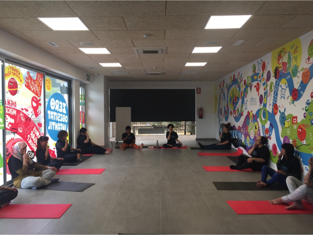 Taller Gasol Foundation - Blog Made of Yoga