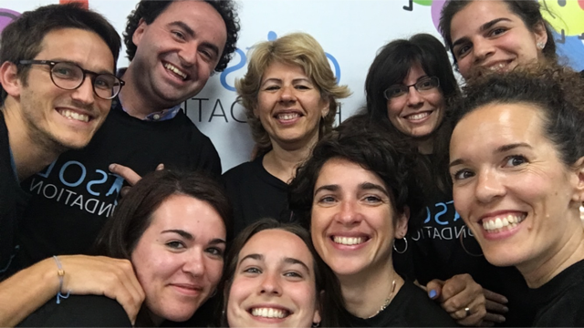 Taller y Equipo Gasol Foundation - Blog Made of Yoga